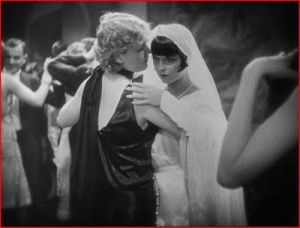 Louise Brooks and Alice Walters in Pandora's Box
