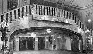 The Seattle/Paramount Lobby Photo from here